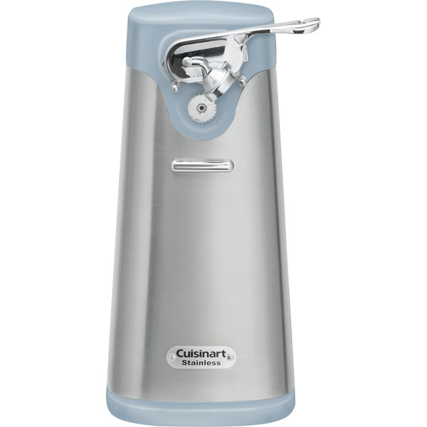 Cuisinart Deluxe Stainless Steel Electric Can Openersco 60