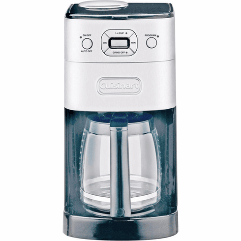 Cuisinart Grind And Bre12-Cup Automatic Coffeemaker , Model# DGB-625BC