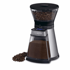 Cuisinart Programmable Conical Burr Grinder, Model# CBM-18N