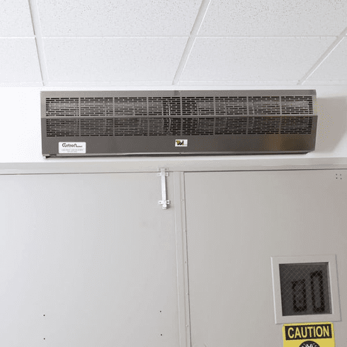 """Curtron 48"""" Stainless Steel Air-Pro Air Door Model AP-2-48-1-SS"""