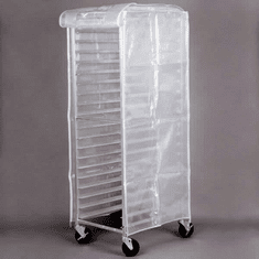 Curtron Translucent White Heavy Duty Protecto Rack Cover Model SUPRO-20-TW