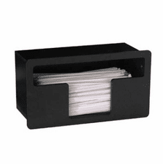 Dispense Rite Built-In Wrapped Straw Organizer, Model# FMTS-1BT