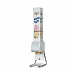 Dispense Rite Countertop Boxed Cone Dispenser, Model# BCDS-BFL