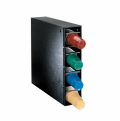 Dispense Rite Four Section Vertical Polystyrene Cup Dispensing Cabinet, Model# PL-CT-4BT