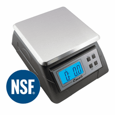 Escali Alimento Digital Scale Nsf Approved 13 Lb 6 Kg, Model# ESC-136KP