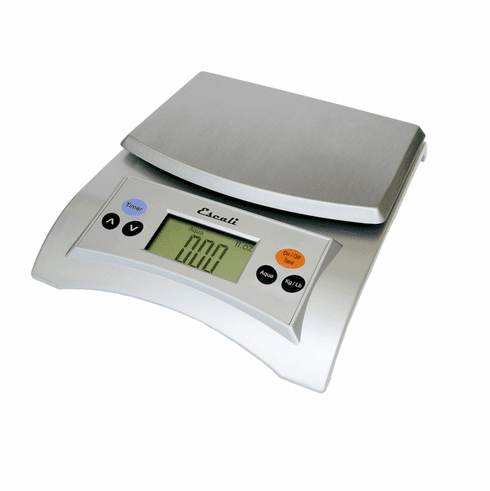 Escali Aqua Digital Scale11 Lb / 5 Kg, Model# ESC-AQUA