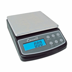 Escali L-Series High Precision Scale 600 Gram 01 Gram, Model# ESC-L600