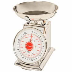 Escali MercadoDial Scale With Bowl2 Lb / 1 Kg., Model# DS21B