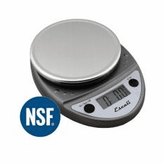 Escali Primo Nsf Approved Digital Scale 11 Lb 5 Kg , Model# ESC-P115