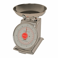 Escali Professional Mercado, Dial Scale with Bowl, 11 Lb / 5 Kg. UPC 857817000972, Model DS115B