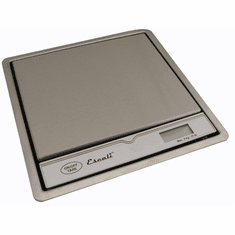 Escali Pronto Surface Mountable Scale11 Lb / 5 Kg, Model# ESC-115B