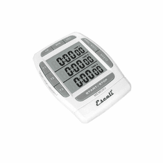 Escali Triple Event Digital Timer, Model DR5