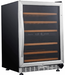 Eurodib Under Counter Dual Wine Cellar Model USF54-D