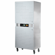 Excalibur Dual Zone Commercial Dehydrator Stainless Steel NSF, Model# COMM2