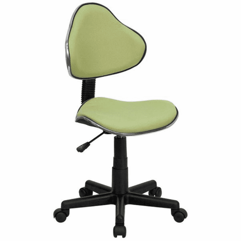 Flash Furniture Ball State University Cardinals Embroidered Black Mesh Task Chair with Arms and Chrome Base Model BT-699-AVOCADO-GG