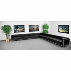 Flash Furniture HERCULES Imagination Series Sectional Configuration, Model ZB-IMAG-SECT-SET2-GG