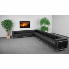 Flash Furniture HERCULES Imagination Series Sectional Configuration, Model ZB-IMAG-SECT-SET3-GG
