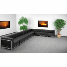 Flash Furniture HERCULES Imagination Series Sectional Configuration, Model ZB-IMAG-SECT-SET4-GG