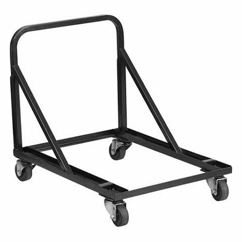 Flash Furniture High Density Stack Chair Dolly Model HF-MUS-DOLLY-GG