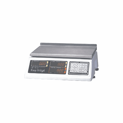 Fleetwood (Skyfood) Easy Weigh 60 Lb Advanced Price Computing Scale, Model# PC100