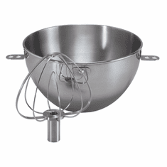 Fleetwood (Skyfood) Kitchenaid 3 Quart BowlStainless Steel And Combi-Whip, Model# KN3CW