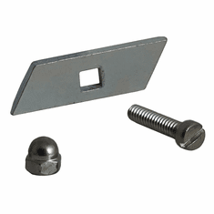Globe Blade Scraper Clamp Assemblyparts For Globe Slicers (Made In The USA), Model# g-016