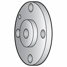 Globe Knife Cover Hub/Parts For Globe Slicers (Made In The USA), Model# g-552