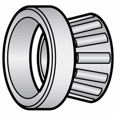 Globe Knife Plate Bearing (2 Needed)Parts For Globe Slicers  (Made In The USA), Model# g-021
