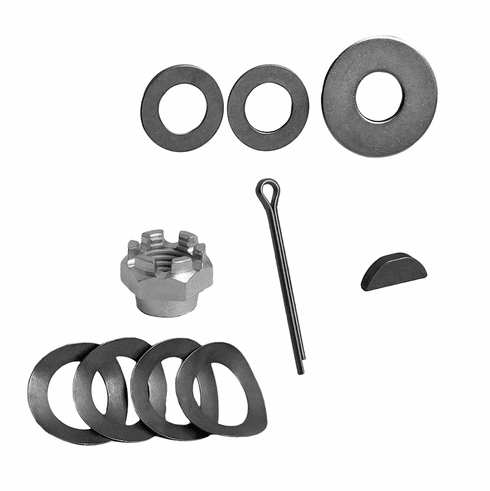 Globe Motor Gear Hardware Set/Parts For Globe Slicers (Made In The USA), Model# g-063