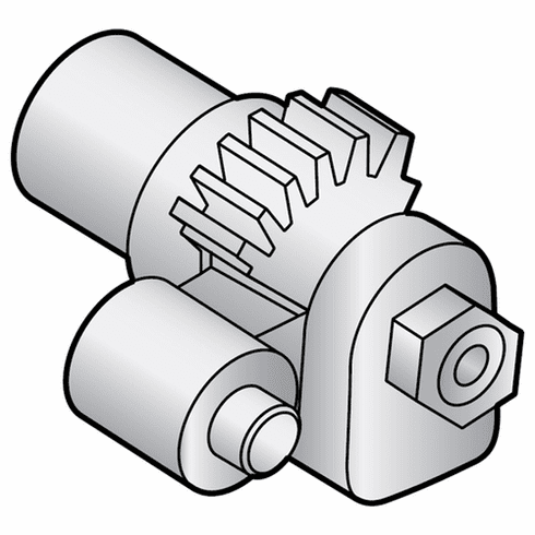 Globe Table Adjustment Gear Assyparts For Globe Slicers  (Made In The USA), Model# g-041