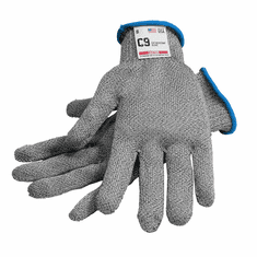 Gps Large (10,11) Whizard Safety Gloves (Made In The USA), Model# 3025
