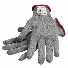 Gps Safety Cut Glove (Xsmall - Red Cuff), Model# 3020