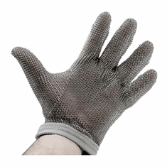 Gps Small (5,6,7) Stainless Steel Safety Gloves (Made In The USA), Model# 515 s
