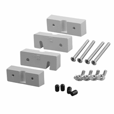 Heat Seal Bearing Block Set (Pre 2004)/Parts For Heat Seal Wrapper (Made In The USA), Model# hs6375