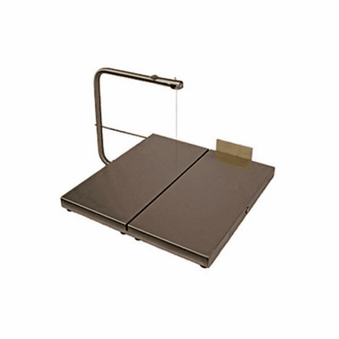 """Heat Seal Cc-20 Stainless Steel 20"""" Cheese Cutter (20""""X20"""") Model CC-20"""