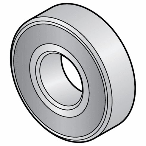 Hobart Attachment Drive Bearing/Parts For Hobart Food Cutters (Made In The USA), Model# hfc-752