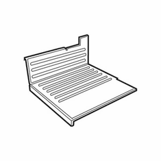 Hobart Carriage Tray For Hobart 2000 Series Slicers, Model# H-646