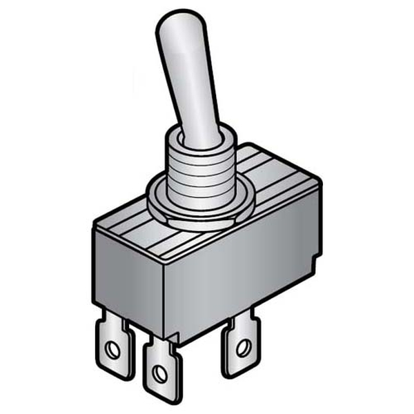 Alfa Hobart On/Off Toggle Switch Parts For Hobart A120 And A200 Mixers  (Made In The USA), Model# hm2-431