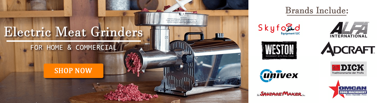 Shop Electric Meat Grinders