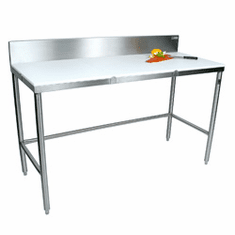 John Boos Poly Tables And Shelves