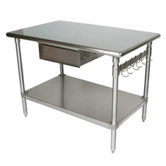 John Boos Stainless Steel Tables