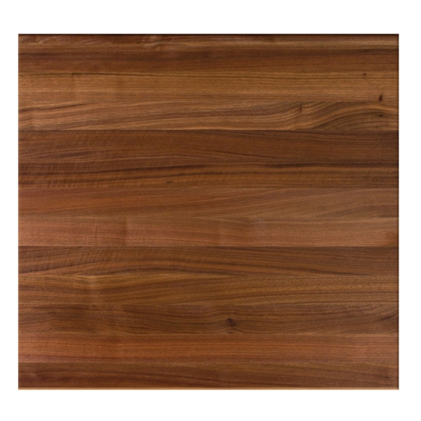 John Boos Walnut Butcher Block Topsrectangular42x24x1 1 2 Tuff Var Finish Made