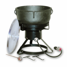 King Kooker 175 Portable Propane Outdoor Cooker Pot, Model# 1740