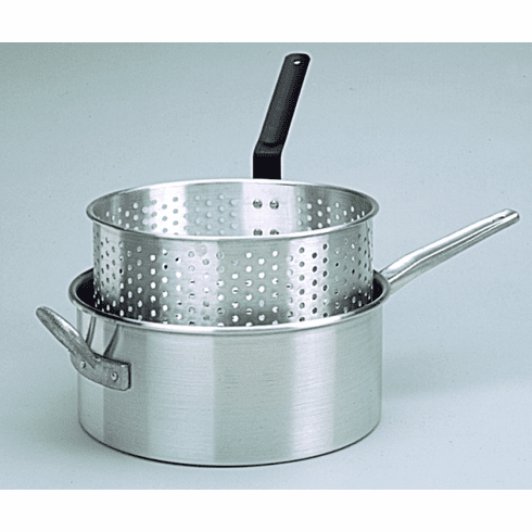 King Kooker Aluminum Deep Fryer With Long Fry Pan Handle, Model# KKI