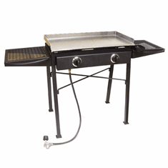 King Kooker Dbl Lopressure Campstove Wss Griddle 40000, Model# CS02SG