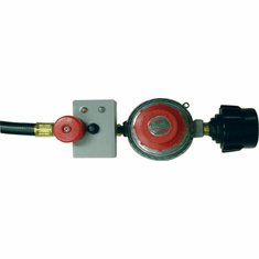 King Kooker Replacement Hose And Regulator With Timer For Turkey Fryers, Model# 45033