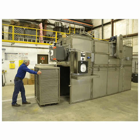 Klamath K2 Expandable Commercial Tray / Tunnel Cabinet Dryer - UL EPH Approved