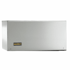 Kold Draft GB361AC 300 lb Air Cooled Full Cube Ice Machine 115V - USA Made (Bin Sold Separately)