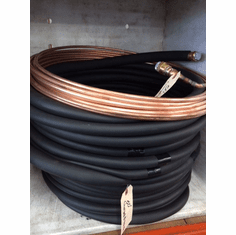 Kold Draft LS5034P 50' Pre-Charged Line Set for 1000 lb Machines - USA Made