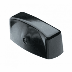 Krowne Metal Black Plastic Oven Knob, Model# 25-201S